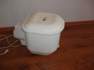 Стиральная машина для дачи, где нет водопровода