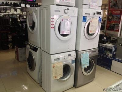 Уцененные стиральные машины