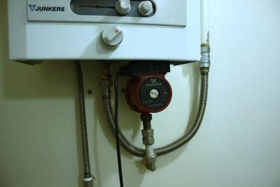 Нормы давления для газовых колонок