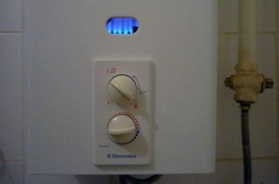 Особенности эксплуатации газовых колонок