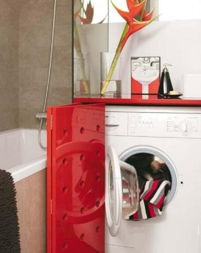 узкая стиральная машина с сушкой белья