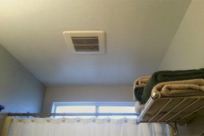 Потолочный вентилятор для ванной