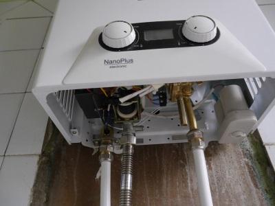 Неисправности газовой колонки связанные с водяным узлом
