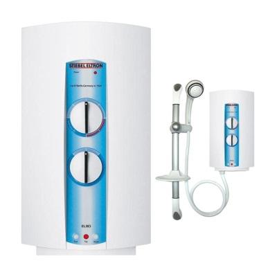 Безнапорный накопительный водонагреватель с душем