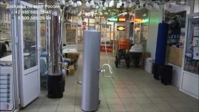 Бак для дровяного водонагревателя