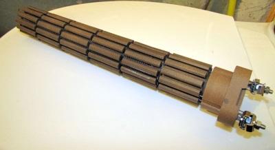 Сухой ТЭН водонагревателя
