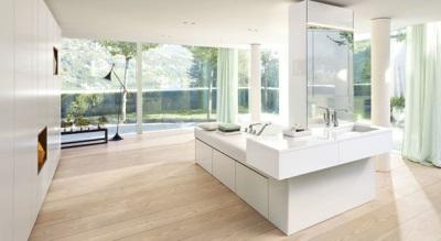 Современная мебель для ванной комнаты