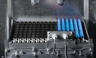 Горелка газового водонагревателя
