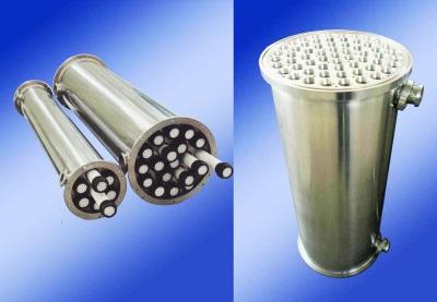 Фильтр для очистки воды с мембранами