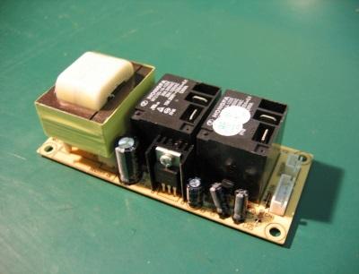 Блок управления водонагревателя