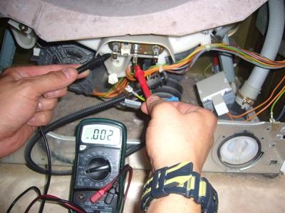 Проверка нагревателя бойлера