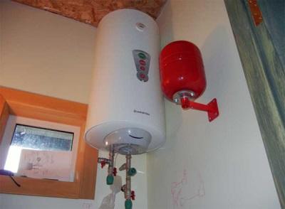 Электрический водонагреватель для дачного дома
