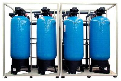 Высокоскоростные напорные фильтры для воды