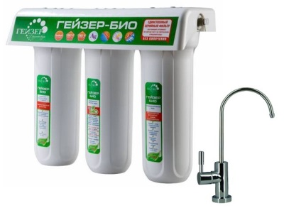Фильтр средней очистки для воды