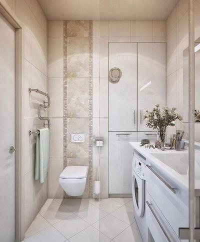 Дизайн туалетной комнаты: фото красивых интерьеров