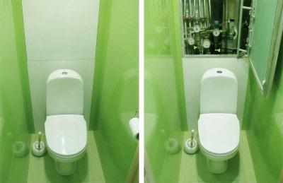 туалет 1 кв.м дизайн фото