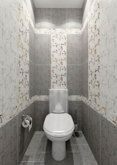 Настенная плитка для туалета