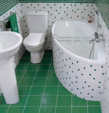 Ванная в хрущевке, совмещенная с туалетом