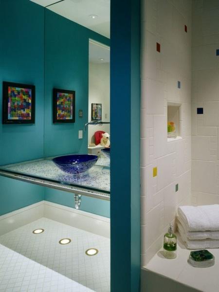 Аксессуары в ванной в хрущевке