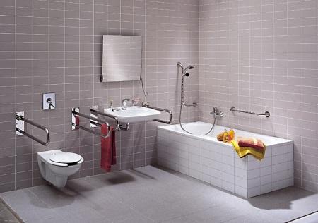 """<span class=""""title"""">Поручни для ванной комнаты: требования, преимущества и особенности установки</span>"""