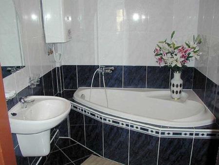 Выбор затирки для плитки в ванной