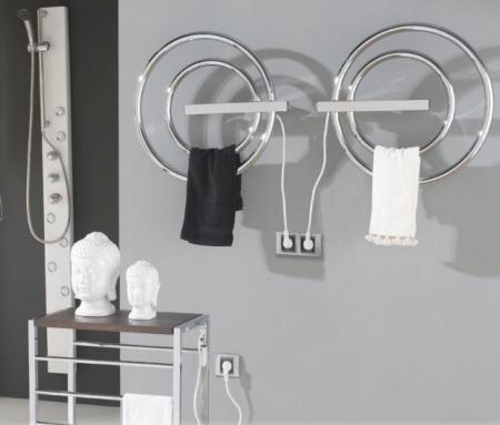 электрический полотенцесушитель фото цена