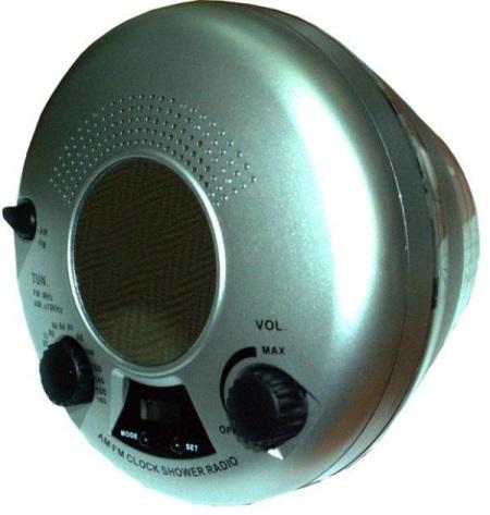 Радио для ванной комнаты: критерии выбора, виды, обзор функций и производителей