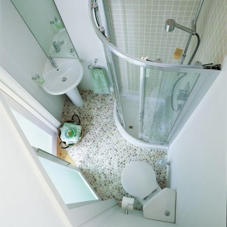 Планировка небольшой ванной