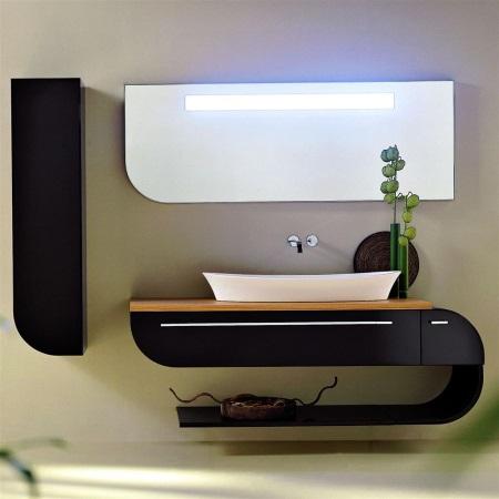 Подвесная мебель для ванной