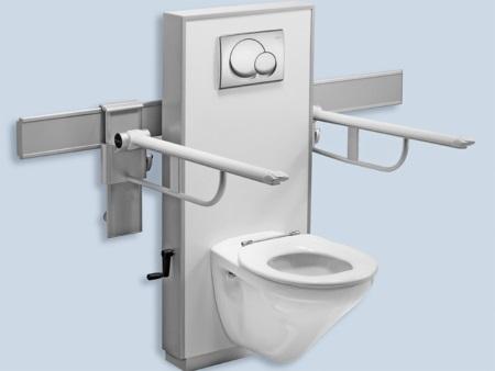 toilettenschüsseln mit höheren sitzen