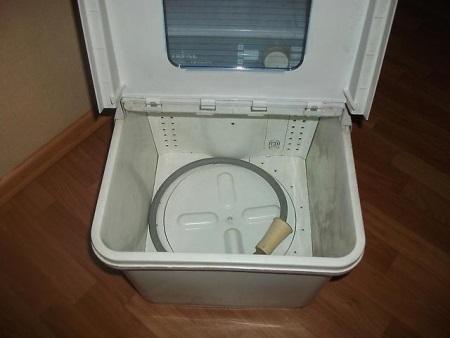 Устройство стиральной машины Малютка