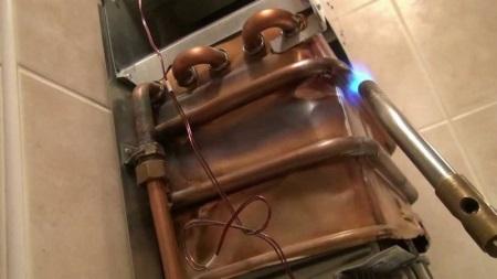 Ремонт газовых колонок своими руками, неисправности и методы их устранения, как починить, почему сломалась и не работает