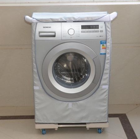 Чехол для стиральной машины: как сделать своими руками, для вертикальной загрузки