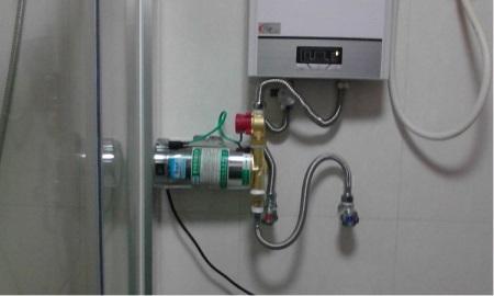 Насос для газовой колонки