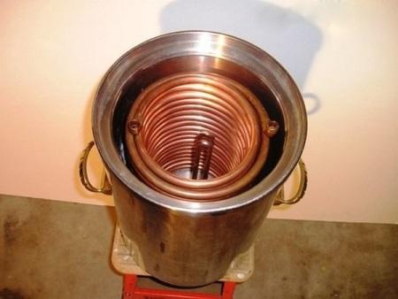 Бойлера косвенного нагрева - змеевик для нагрева воды