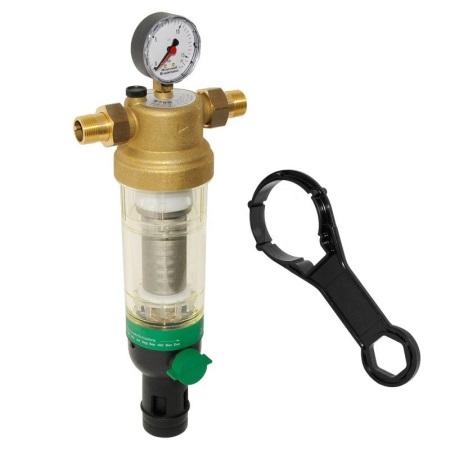Промывной фильтр для воды