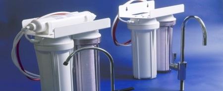 Ионообменный фильтры для воды