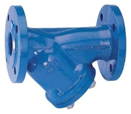 Фильтр для воды магнитно-фланцевый