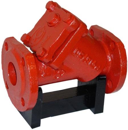Магнитно-фланцевый фильтр для воды