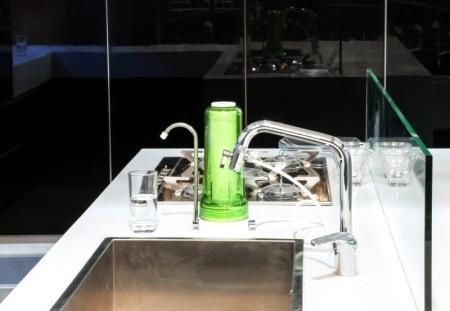 Фильтр для воды «на мойку»