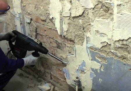 Подготовка стен под плитку в ванной: как правильно подготовить поверхность для укладки своими руками